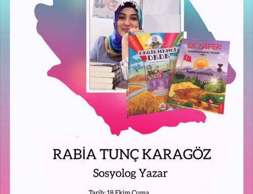 Farklılıklara Saygı – Rabia Tunç Karagöz